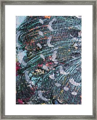 A Finment Of My Imagination Framed Print by Anne-Elizabeth Whiteway