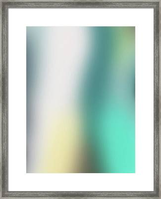 A Fleeting Glimpse 2- Art By Linda Woods Framed Print by Linda Woods