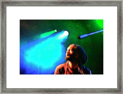 A Flobot In Song Framed Print by David Kehrli