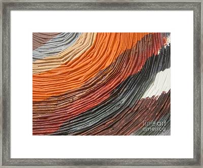A Fraction Of Breakthroughs 6 Framed Print