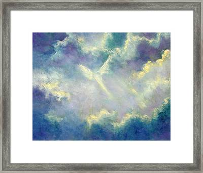 A Gift From Heaven Framed Print