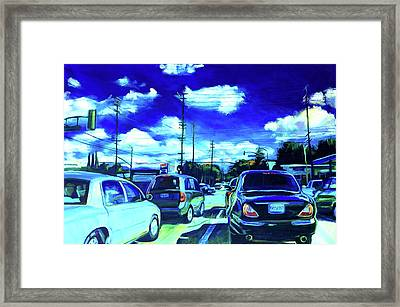 A Good Day Framed Print by Bonnie Lambert
