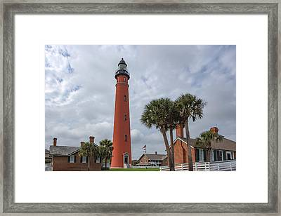 A Good Understanding  Framed Print by Capt Gerry Hare