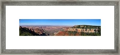 A Gorgerous Grand Canyon View Framed Print