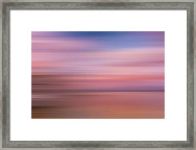 A Grand Scale X Framed Print by Jon Glaser