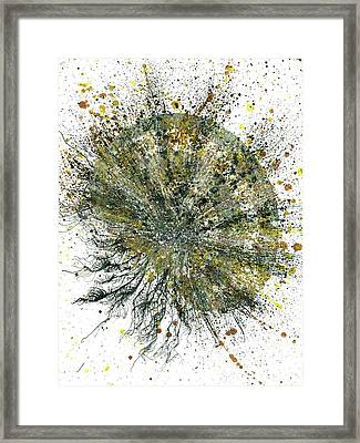 A Journey Of Transformation #511 Framed Print