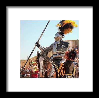 Arizona Renaissance Festival Framed Prints