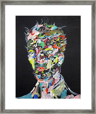 Framed Print featuring the painting A Life Full Of Oppurtunities by Fabrizio Cassetta