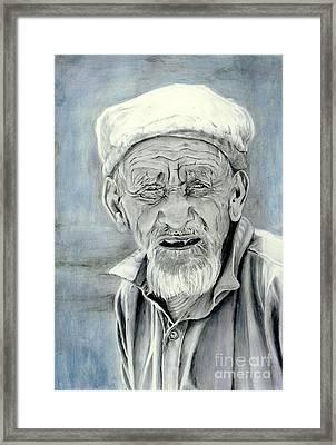 A Life Time Framed Print by Enzie Shahmiri