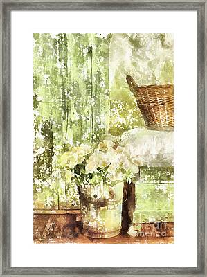 A Little Bit Of Country 2 Framed Print