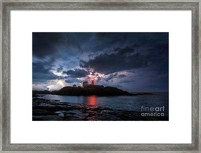 A Little Extra Light Framed Print by Scott Thorp