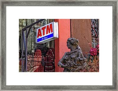 A Little Far From Home Framed Print by Robert Ullmann
