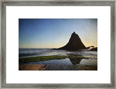 A Long Lonely Time Framed Print