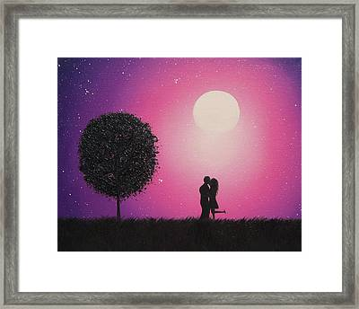 A Love To Know Framed Print
