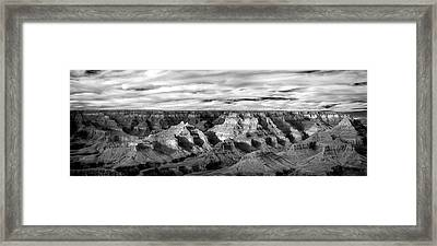 Framed Print featuring the photograph A Maze by Jon Glaser