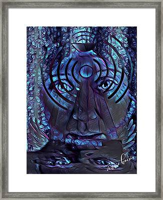 A Medium For Other People's Trauma Framed Print