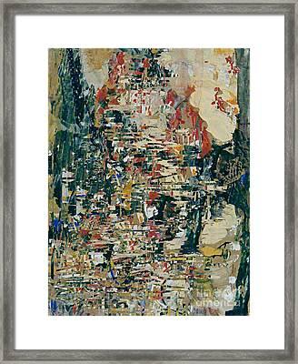 A Memory Of Positano Framed Print