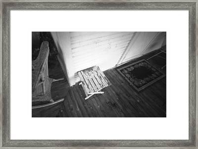 A Memory Retold Framed Print