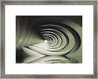 A Memory Seed Framed Print by John Alexander