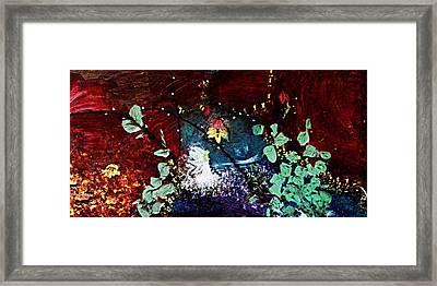 A Midsummer Night's Dream Framed Print by Sherry Flaker