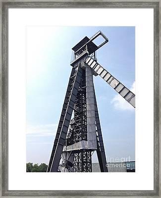 60 M High Framed Print
