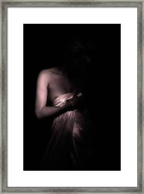 A Moment Framed Print by Exposed Arts
