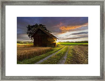 A Moment Like This Framed Print