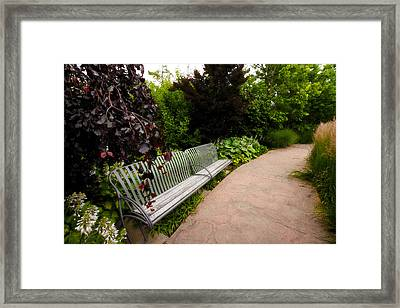 Framed Print featuring the photograph A Moment Of Reflection by Anthony Rego