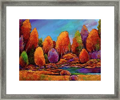 A Moments Embrace Framed Print by Johnathan Harris