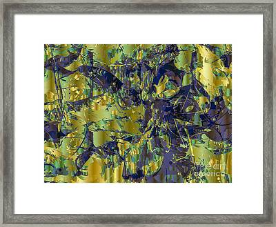 The Sweet Confusion Framed Print