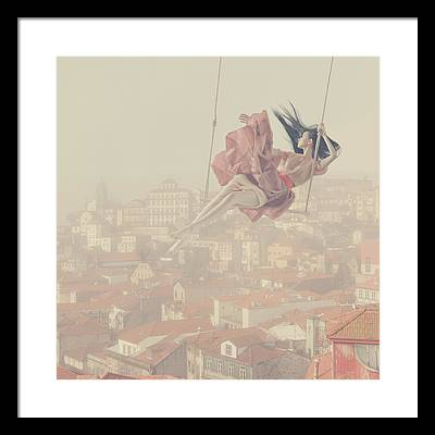 Swing Framed Prints