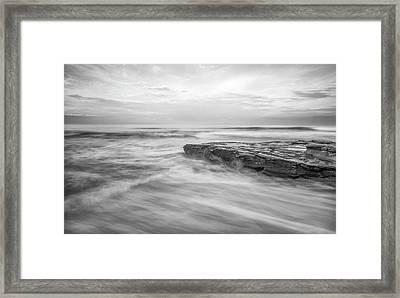 A Morning's Gift Framed Print