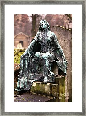 A Mothers Devotion Framed Print