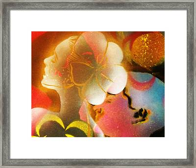 A Mothers Love Framed Print by Dorian Williams