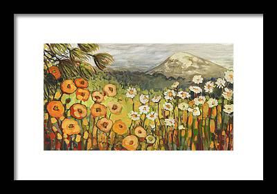 Pacific Northwest Framed Prints