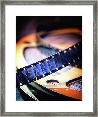 A Movie Anyone Framed Print