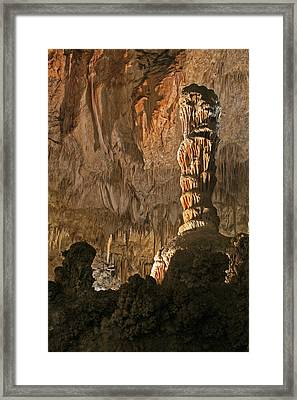 A Natural Wonder Framed Print by Brian M Lumley