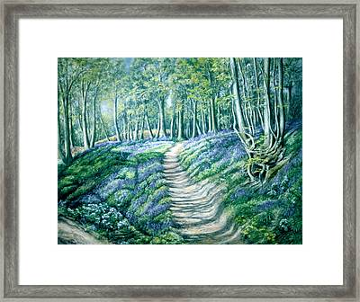 A New Awakening Framed Print by Rosemary Colyer
