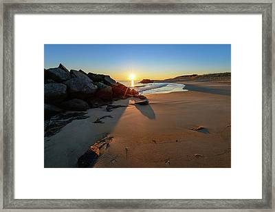 A New Dawn Framed Print