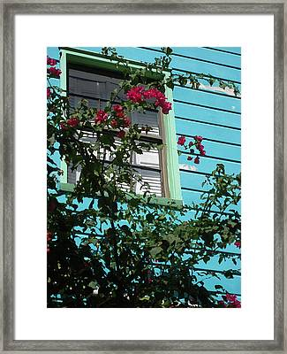 A New Day Awaits Framed Print by Ginger Howland