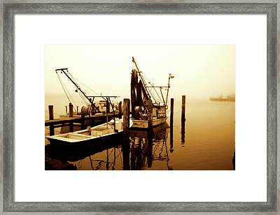 A New Day Coming Framed Print by Alan Hausenflock