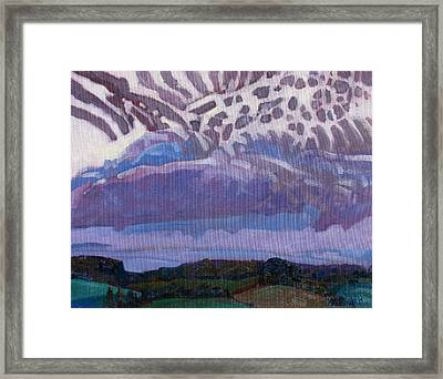 A New Day Framed Print by Phil Chadwick
