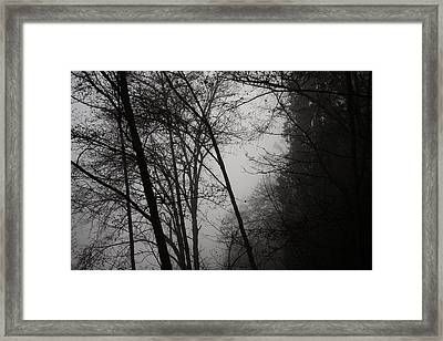a new place for Grimm Framed Print by Kreddible Trout
