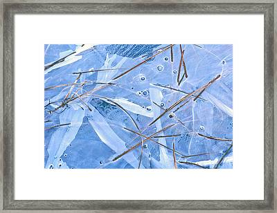 A New Reality Framed Print by Bill Morgenstern