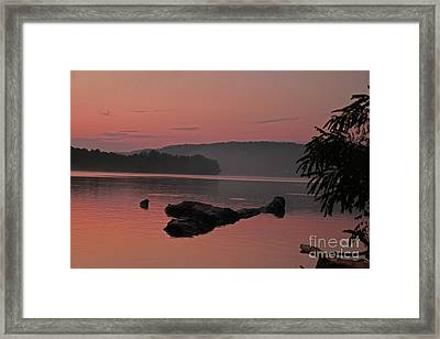 A New Start  Framed Print