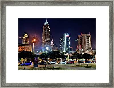 A New View Framed Print by Frozen in Time Fine Art Photography