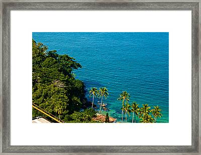 A New Vision About Urca Framed Print by Daniel Wander