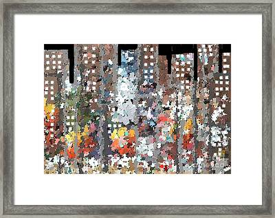 A Night In Chicago Framed Print by Don Phillips