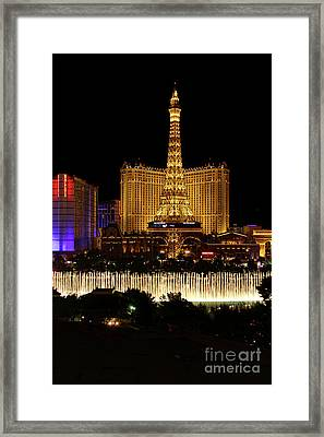 A Night In Paradise Framed Print
