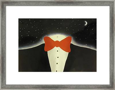 A Night Out With The Stars Framed Print by Thomas Blood
